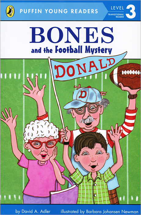 Bones and the Football Mystery: Level 3