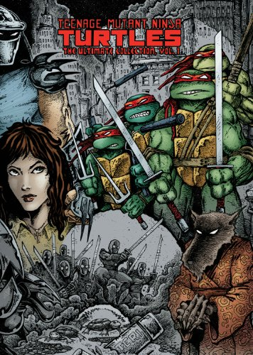 Teenage Mutant Ninja Turtles: The Ultimate Collection Volume 1 mutant mass 6 8 киев