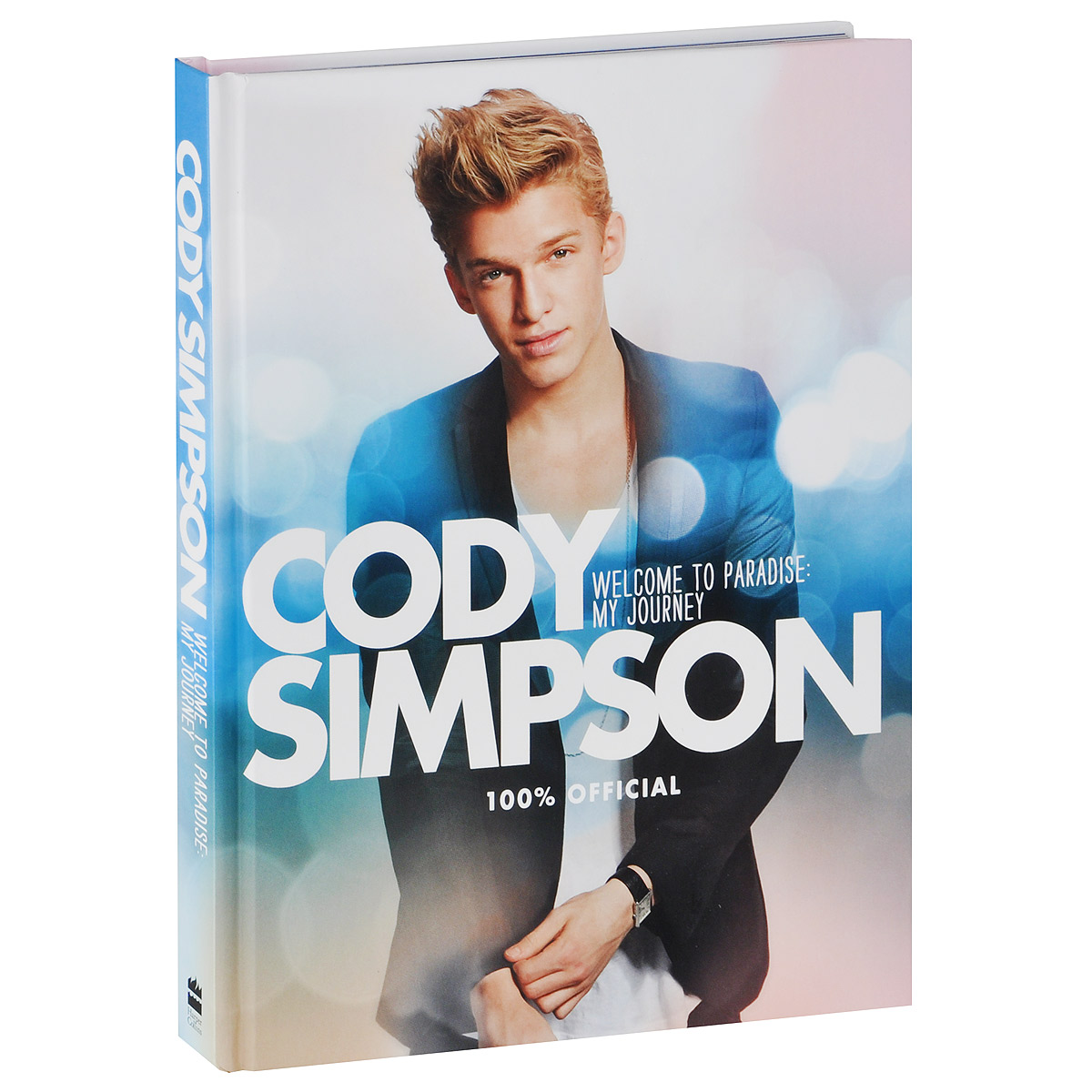 купить  Cody Simpson: Welcome to Paradise: My Journey  по цене 672.8 рублей