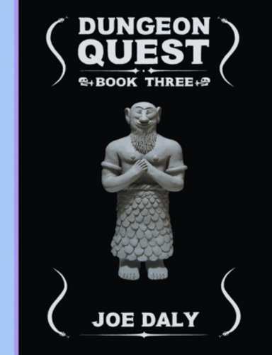 Dungeon Quest: Book Three (Vol. 3)  (Dungeon Quest) last templar vol 3 the the sunken church