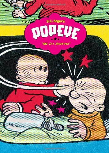 Popeye, Vol. 6: Me Li'l Swee'Pea b p r d hell on earth volume 6 the return of the master