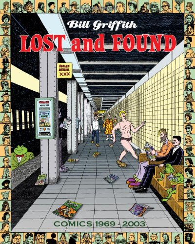 Bill Griffith: Lost and Found: Comics 1969-2003 jimmy evens equitable life payments bill