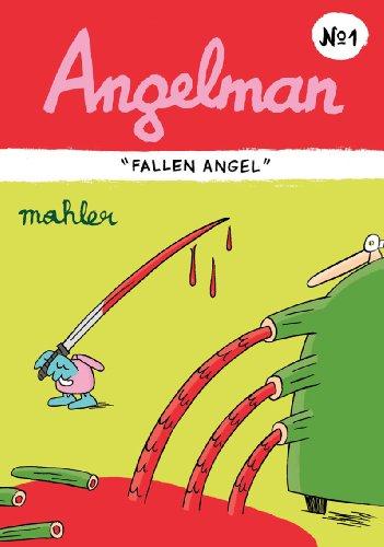 Angelman: Fallen Angel the glow of fallen stars