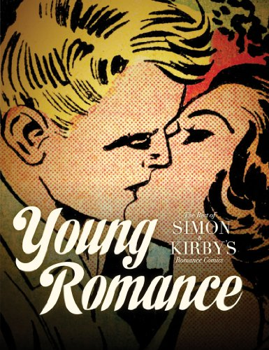 Young Romance: The Best of Simon & Kirby's Romance Comics samuel richardson clarissa or the history of a young lady vol 8