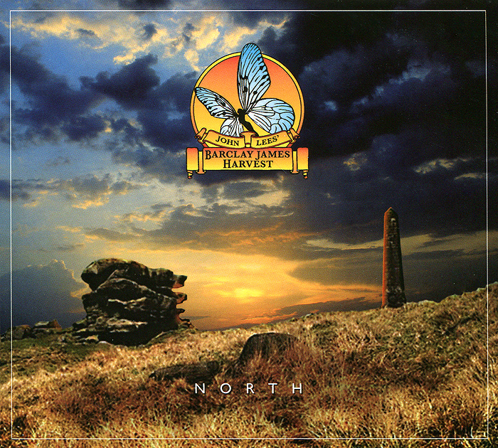 Barclay James Harvest John Lees' Barclay James Harvest. North. Deluxe Edition (2 CD) акустика центрального канала vandersteen vcc 2 cherry