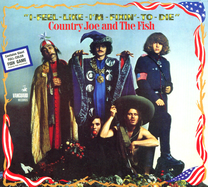 Country Joe & The Fish Country Joe & The Fish. I Feel Like I'm Fixin' To Die (2 CD)