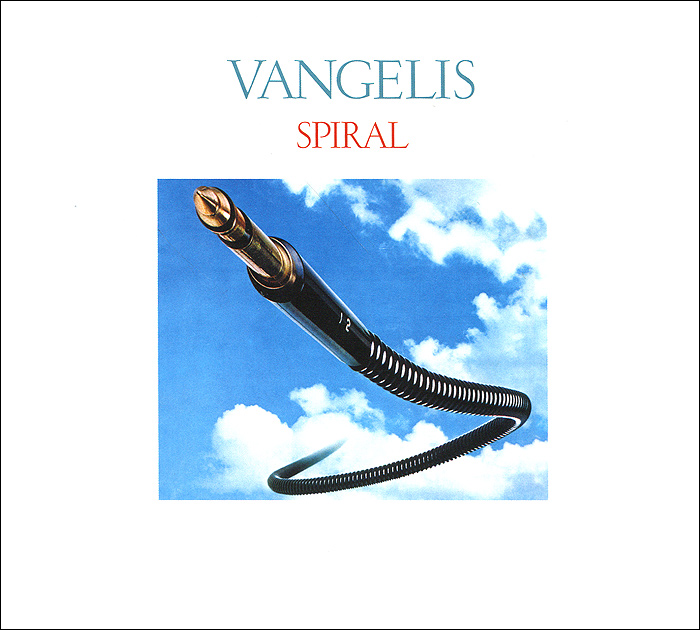 Вангелис Vangelis. Spiral. Remastered Edition