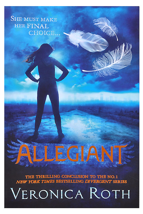 Allegiant four a divergent collection