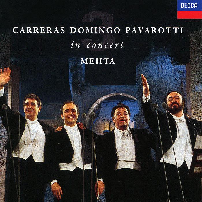 Зубин Мета,Orchestra Del Maggio Musicale Fiorentino,Orchestra Del Teatro Dell'Opera Di Roma Carreras, Domingo, Pavarotti. In Concert electric light orchestra – a new world record lp