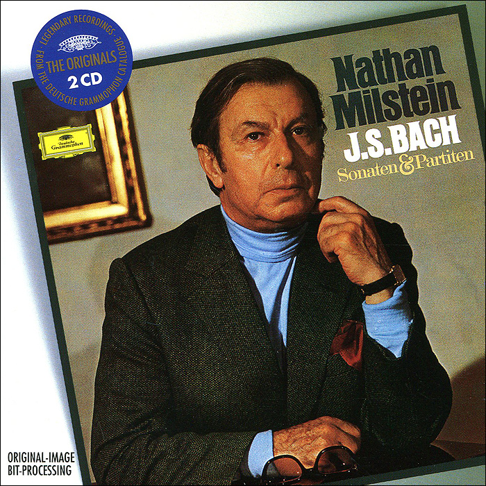 Nathan Milstein. Bach. Sonatas And Partitas (2 CD)