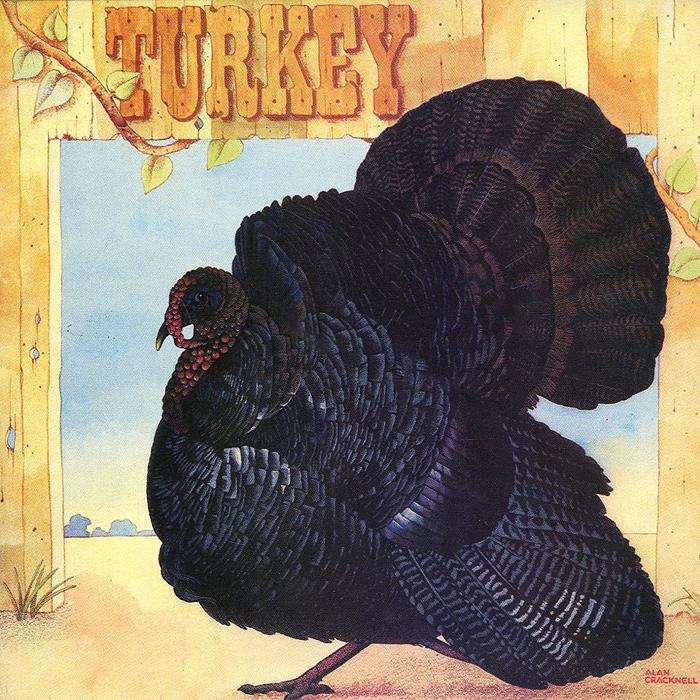 Wild Turkey. Turkey