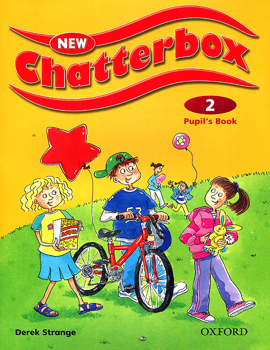 New Chatterbox: Pupil's Book 2 chatterbox pupil s book 2