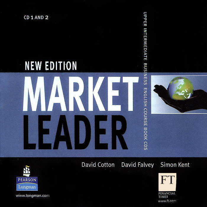 Market Leader New Edition: Upper-Intermediate: Class CDs (аудиокурс на 2 CD) светодиодный спот ideal lux focus ap1 bianco page 2 page 10 page 9 page 9