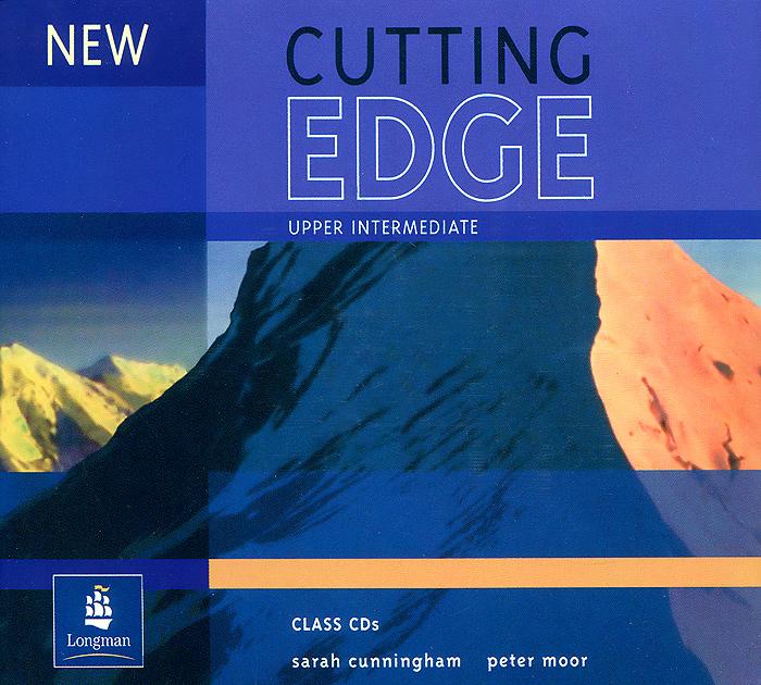 New Cutting Edge: Upper-Intermediate (аудиокурс на 3 CD) sarah cunningham peter moor cutting edge pre intermediate student s book