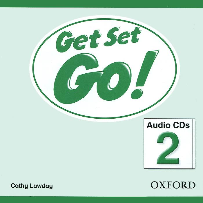 Get Set - Go! Level 2 (аудиокурс CD) railway children level 2 cd
