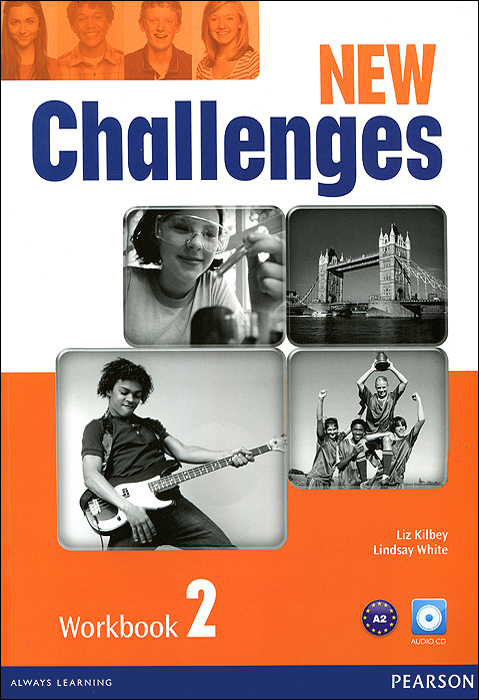 New Challenges: Workbook 2 (+ CD-ROM) blue fins starter level cd rom