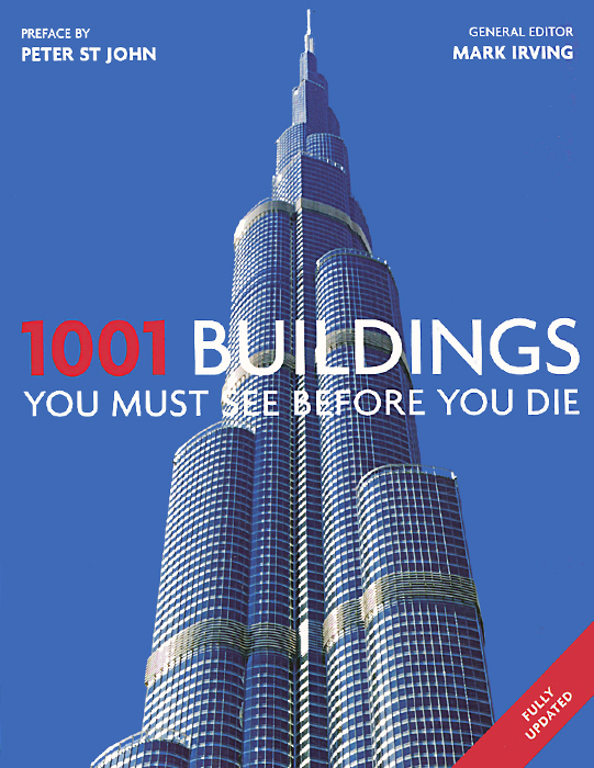 1001 Buildings You Must See Before You Die y clu by152 y clu