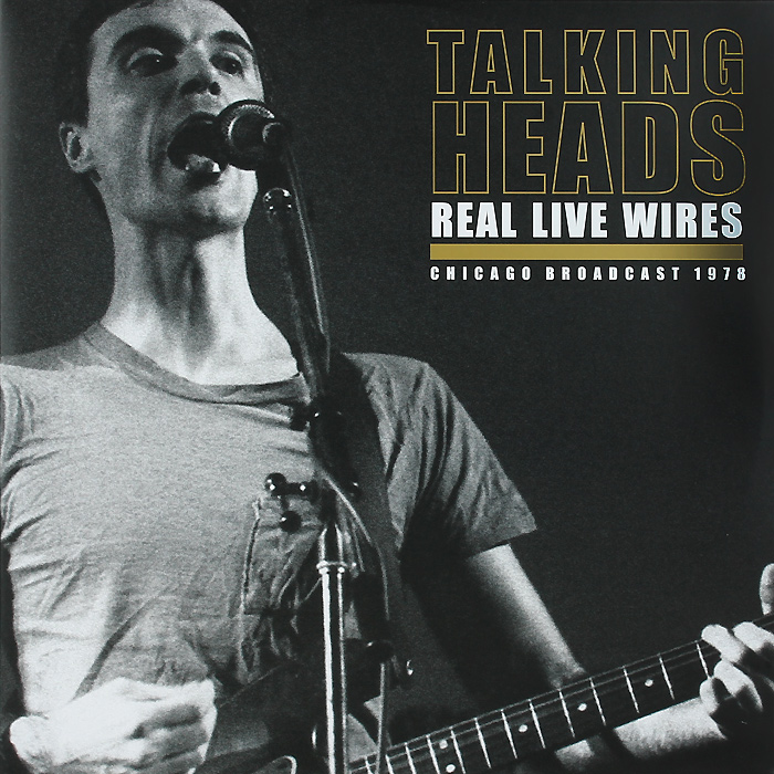 Talking Heads Talking Heads. Real Live Wires. Chicago Broadcast 1978 (2 LP) 200pcs din965 m3 x 8 white plastic nylon screw cross recessed countersunk flat head screws