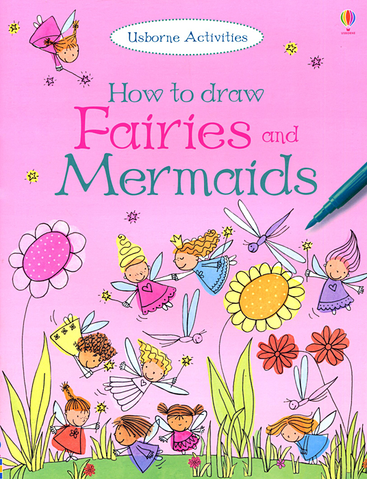 How to Draw Fairies and Mermaids alexander mishkin how to stay young it