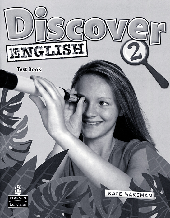 Discover English 2: Test book