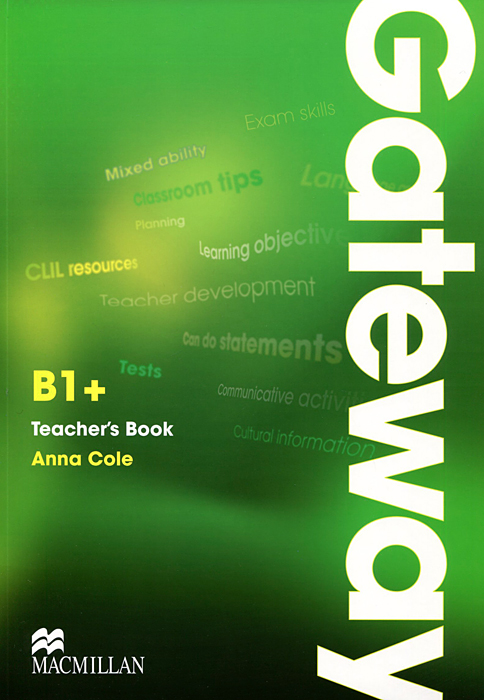 Gateway B1 + Teacher's Book (+ CD-ROM) leaving microsoft to change the world level 3 cd