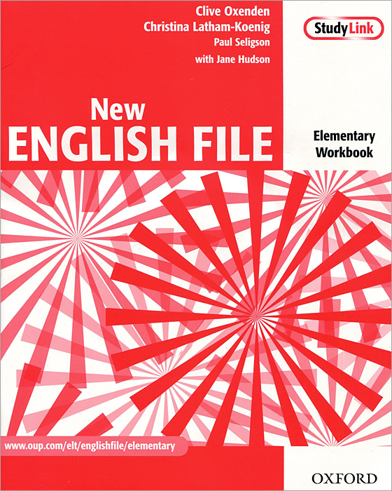 New English File: Elementary: Workbook (+ CD-ROM) global elementary coursebook with eworkbook pack