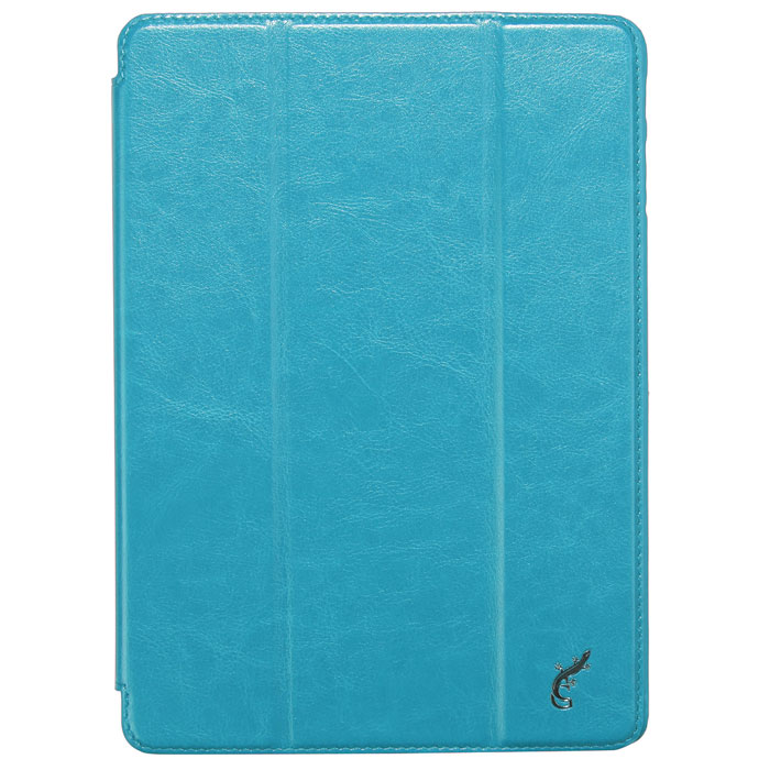 G-case Slim Premium чехол для Samsung Galaxy Note 10.1 2014, Turquoise ultra thin magnetic stand smart pu leather cover for samsung galaxy note 10 1 2014 edition tablet funda case free stylus pen