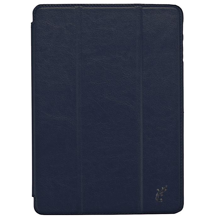 G-case Slim Premium чехол для Samsung Galaxy Note 10.1 2014, Dark Blue g case slim premium чехол для ipad 9 7 2017 dark blue
