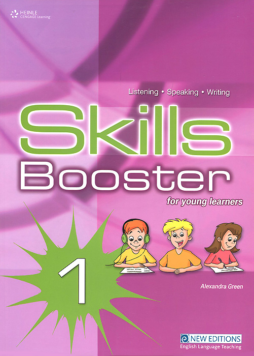 Skills Booster 1 writing skills