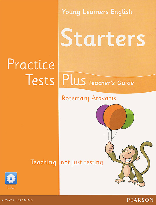 Young Learners English: Starter: Teacher's Book (+ CD-ROM) macmillan english 4 practice book cd rom