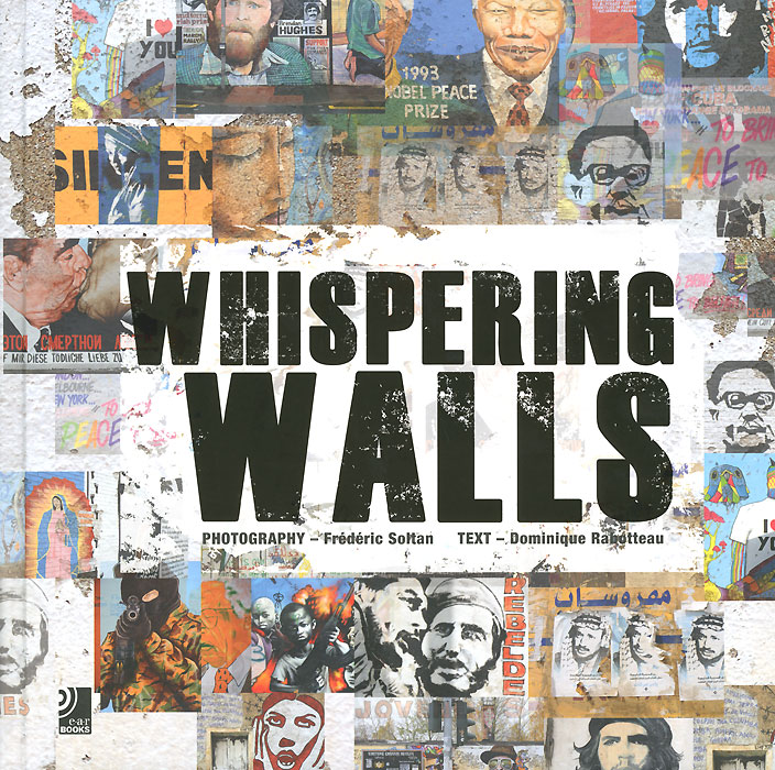 Whispering Walls (+ 3 CD) great mysteries of our world cd