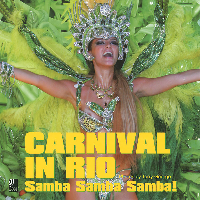 Carnival in Rio: Samba Samba Samba! (+ 4 CD) анна закревская carnival of rust