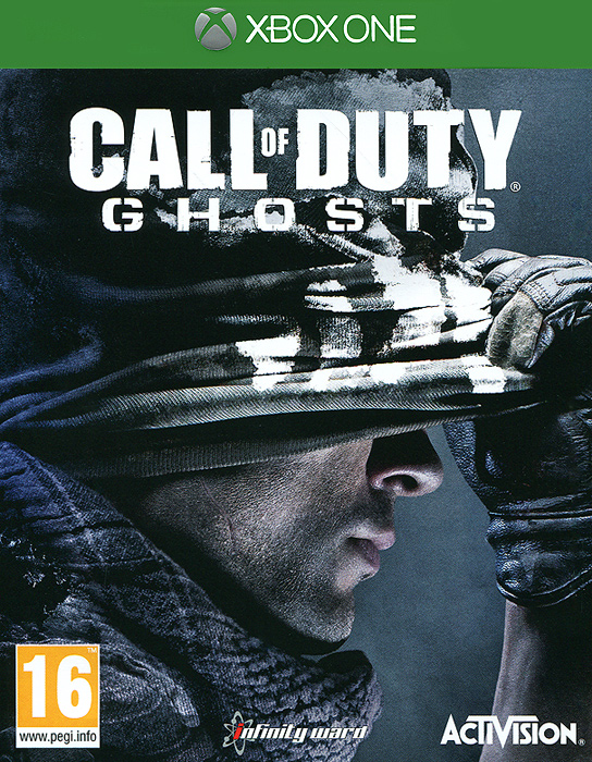 Zakazat.ru Call of Duty: Ghosts (Xbox One)