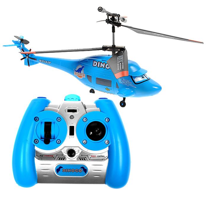 Dickie Toys Вертолет на инфракрасном управлении Диноко машины dickie машинка тачки на инфракрасном управлении