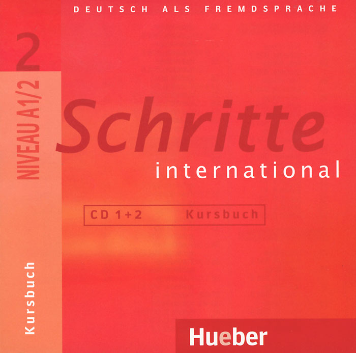Schritte International 2: Kursbuch (аудиокурс на 2 CD) get ready for international business a2 level 1 аудиокурс на 2 cd