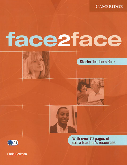 Face2Face: Starter Teacher's Book welcome starter a class cd для занятий в классе cd