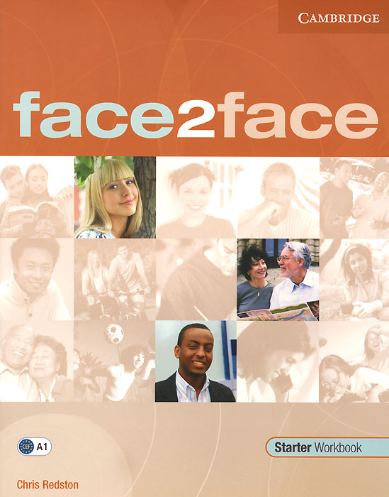 Face2Face: Starter Workbook with Key redston chris cunningham gillie face2face 2ed starter sb dv online wb pk