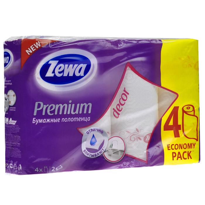 Zewa Бумажные полотенца Premium Decor, двухслойные, цвет: белый, розовый, 4 рулона02.03.05.144104Двухслойные бумажные полотенца Zewa Premium Decor, выполненные из целлюлозы, подарят превосходный комфорт и ощущение чистоты и свежести. Имеют высокую впитываемость. Идеально подходят для ежедневного использования. Характеристики:Материал: целлюлоза. Цвет: белый, розовый. Количество рулонов: 4 шт. Количество листов в рулоне: 55. Количество слоев: 2. Размер листа: 23 см х 23,6 см. Размер упаковки: 38 см х 11 см х 23,5 см. Артикул: 02.03.05.144104. Производитель: Россия. Товар сертифицирован.