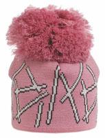 Шапка женская Husky Jovia, цвет: розовый. 4261814200. Размер универсальный4261814200Шапка Husky Jovia выполнена из шерсти, подкладка из поликолона, - пропиленового волокна, которое не впитывает влагу и мгновенно выводит ее наружу. Шапка превосходно сохраняет тепло, она мягкая и идеально прилегает к голове. Материалы, из которых изготовлена шапка, не вызывают аллергии, обладают антибактериальными свойствами (предотвращают появление неприятного запаха). Шапка оформлена большим помпоном.
