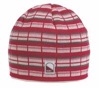 Шапка Husky Swip, цвет: красный, розовый. 4260732300. Размер универсальный4260732300Шапка Husky Swip выполнена из хлопка. Шапка из хлопка хорошо впитывает влагу, в силу чего ее приятно носить, она не электризуется и долго сохраняет цвет. Легкая тонкая шапка отлично подойдет на весну и осень.Шапка оформлена нашивкой с логотипом Husky.