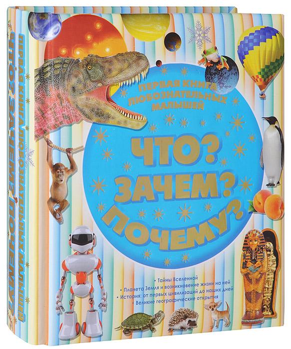 Что? Зачем? Почему? Первая книга любознательных малышей. С. П. Цеханский