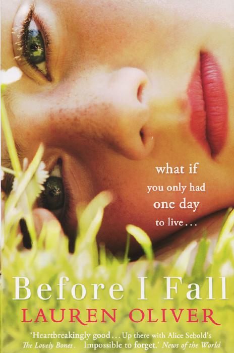Before I Fall i found you
