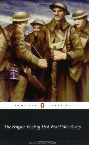 The Penguin Book of First World War Poetry russian origins of the first world war
