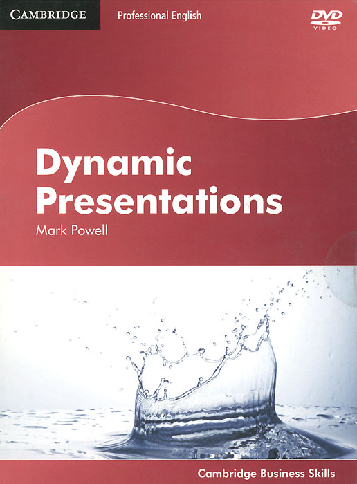 Mark Powell: Dynamic Presentations cambridge english business benchmark upper intermediate business vantage student s book