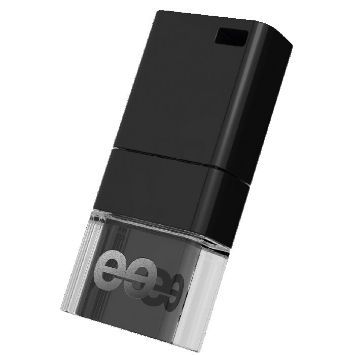 Leef ICE3.0 16GB, Black USB-накопитель - Носители информации