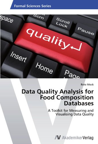 Data Quality Analysis for Food Composition Databases: A Toolkit for Measuring and  Visualising Data Quality food e commerce