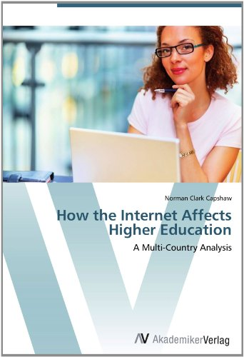 How the Internet Affects Higher Education: A Multi-Country Analysis