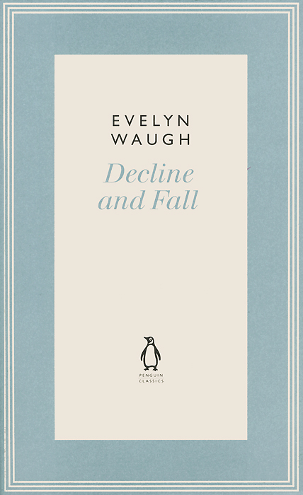 Decline and Fall waugh in abyssinia