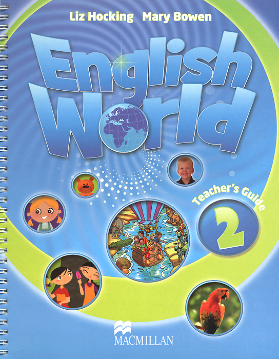 English World 2: Teacher's Guide structure of group writing activities in english textbooks