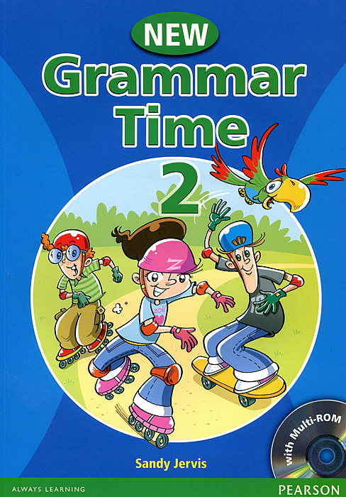 New Grammar Time 2: Student's Book (+ CD-ROM) new grammar time 1 cd rom